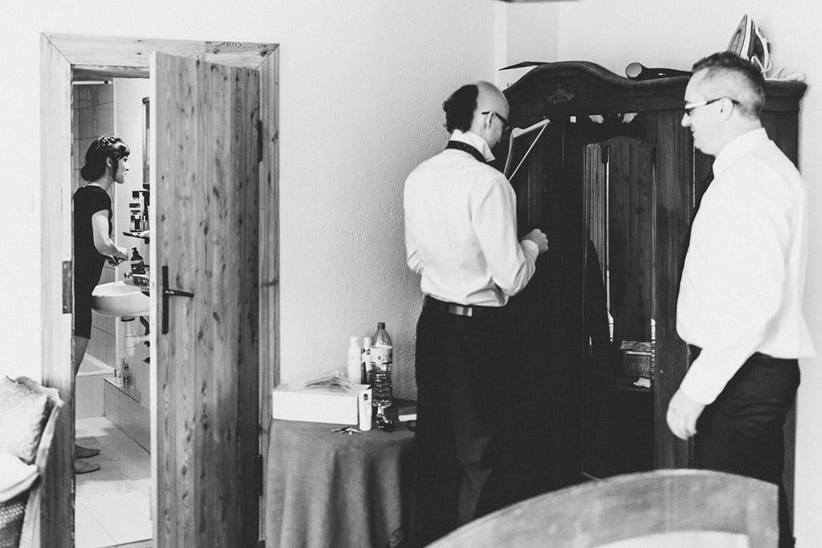 reportaż ślubny przygotowania