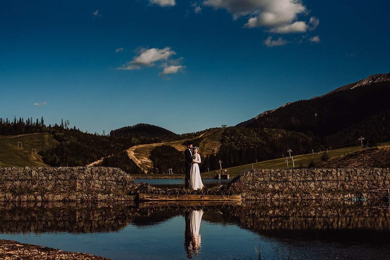 Plener ślubny w Tatrach. 3 najlepsze miejsca. 9