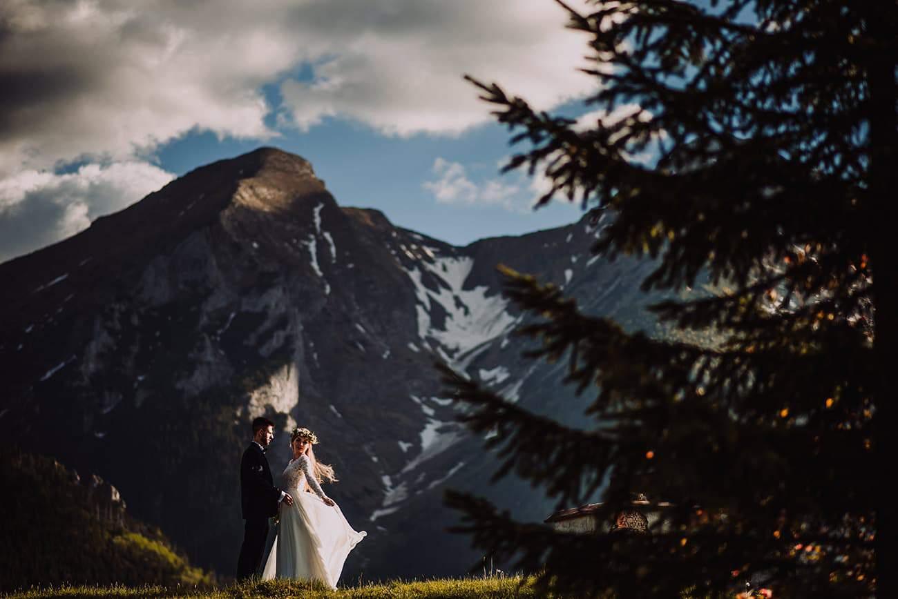 Plener ślubny w Tatrach. 3 najlepsze miejsca. 15