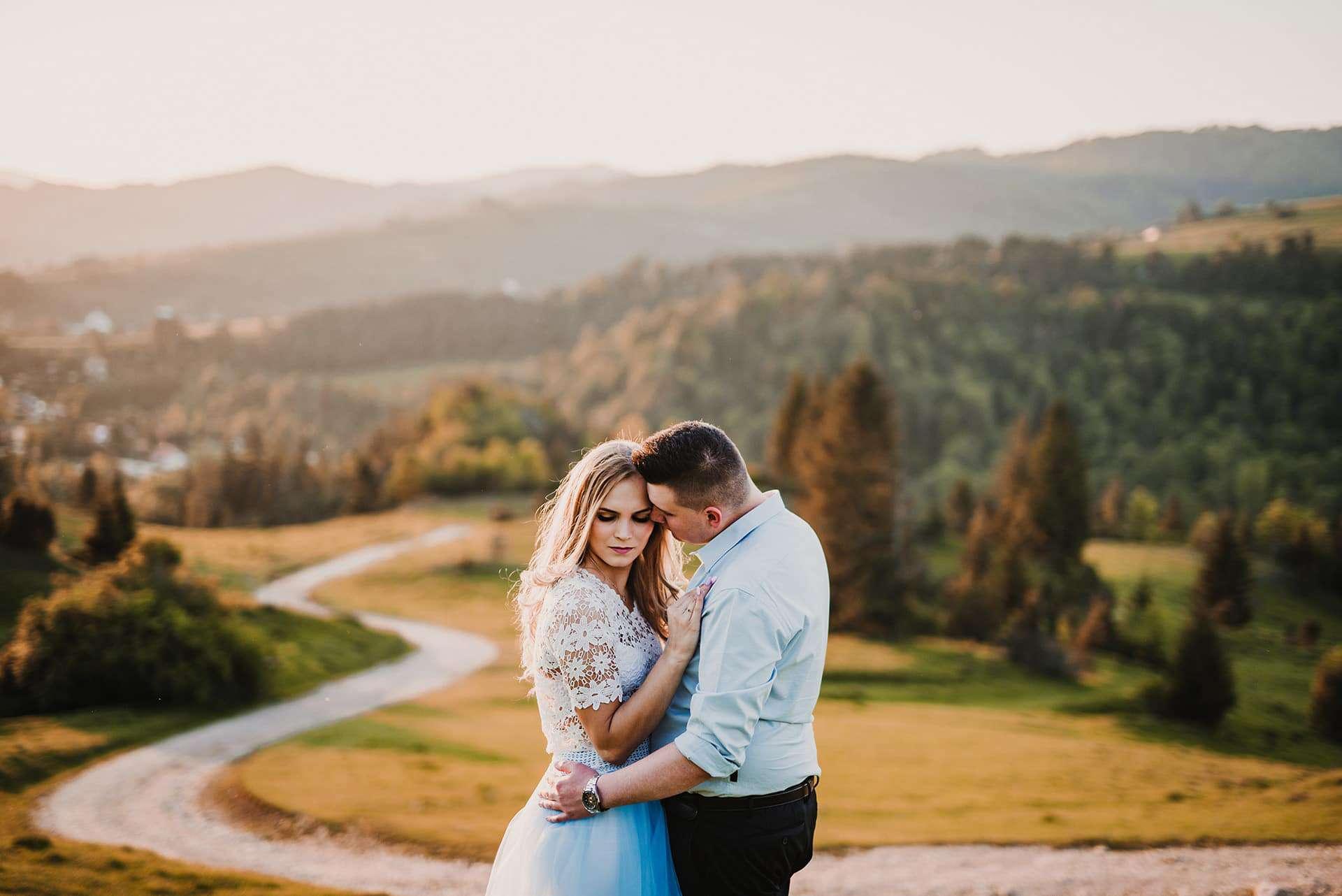 Plener ślubny Pieniny