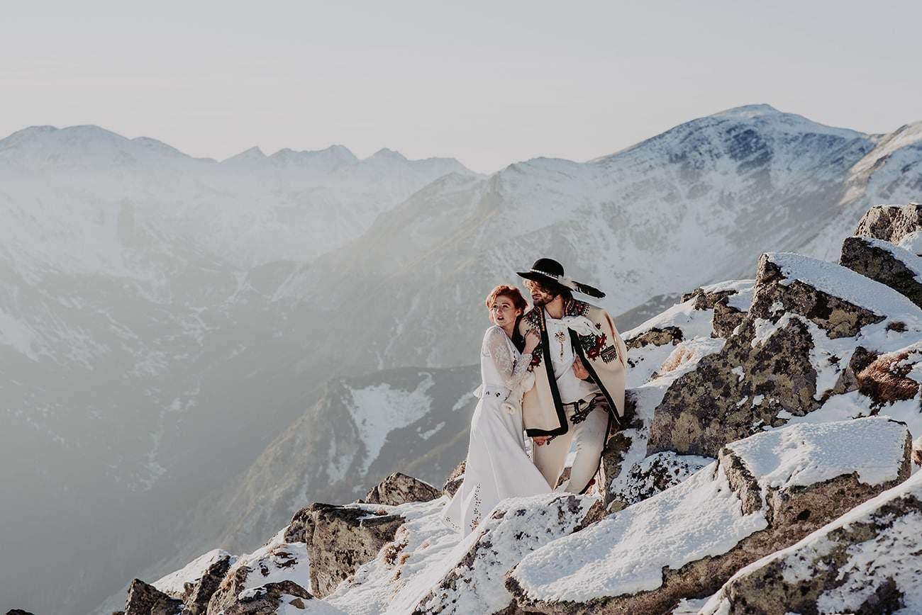Plener ślubny w Tatrach. 3 najlepsze miejsca. 1