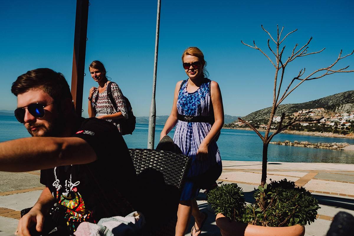 Sesja ślubna w Chorwacji