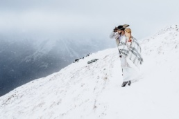 Plener slubny w Tatrach