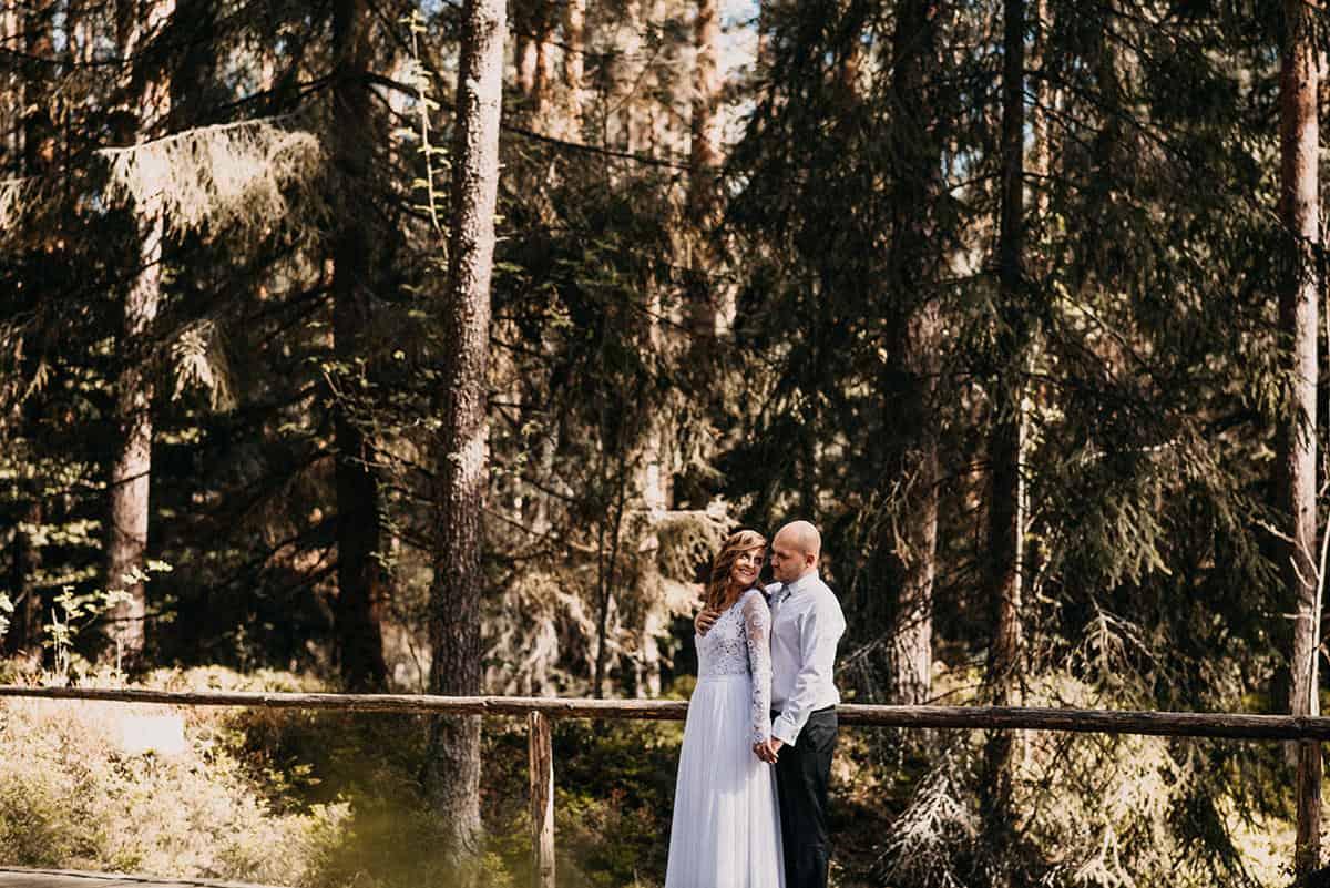 Ranczo lot wesele
