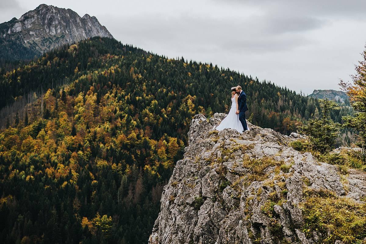 Tatry ślub