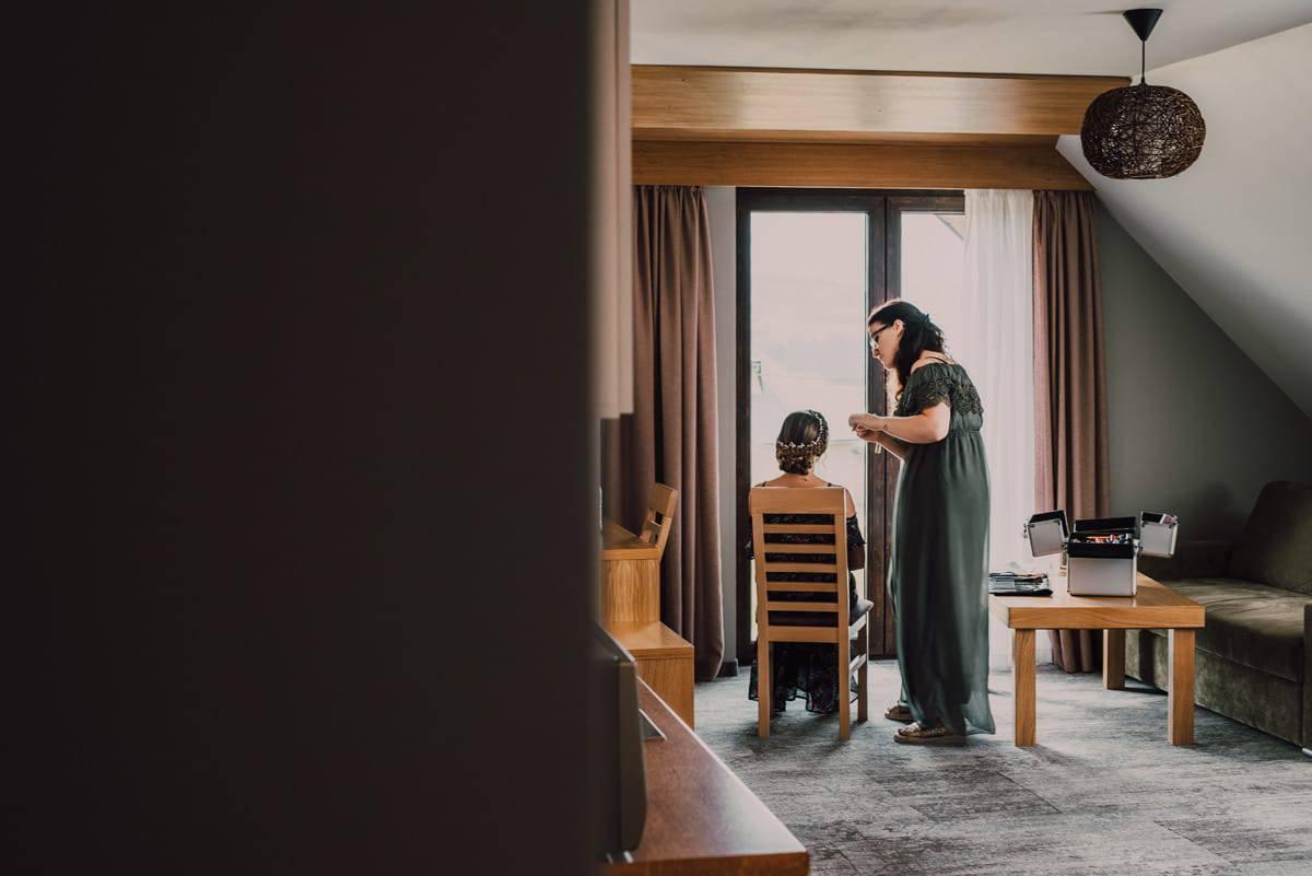Wesele w Hotelu Bachledówka czyli mnóstwo dobrej energii z Martą i Łukaszem :) 12