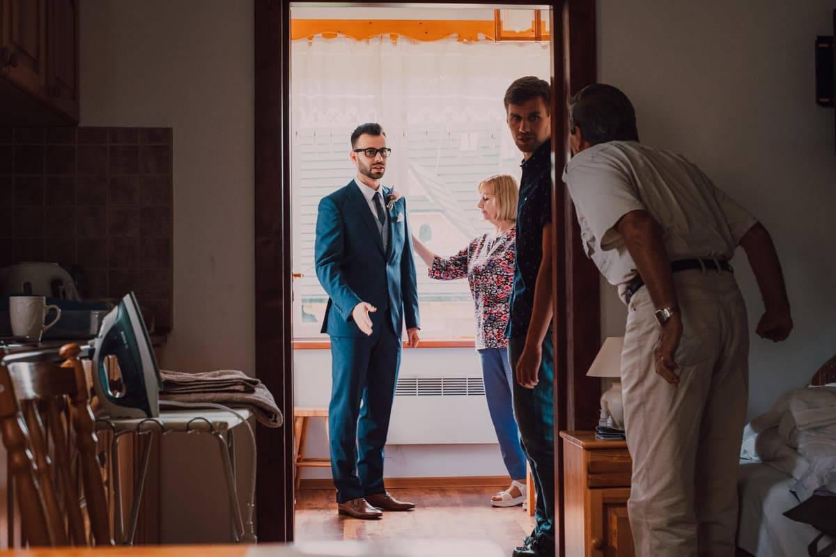 Przyjęcie weselne w Ziębówce - Patrycja i Paweł 12
