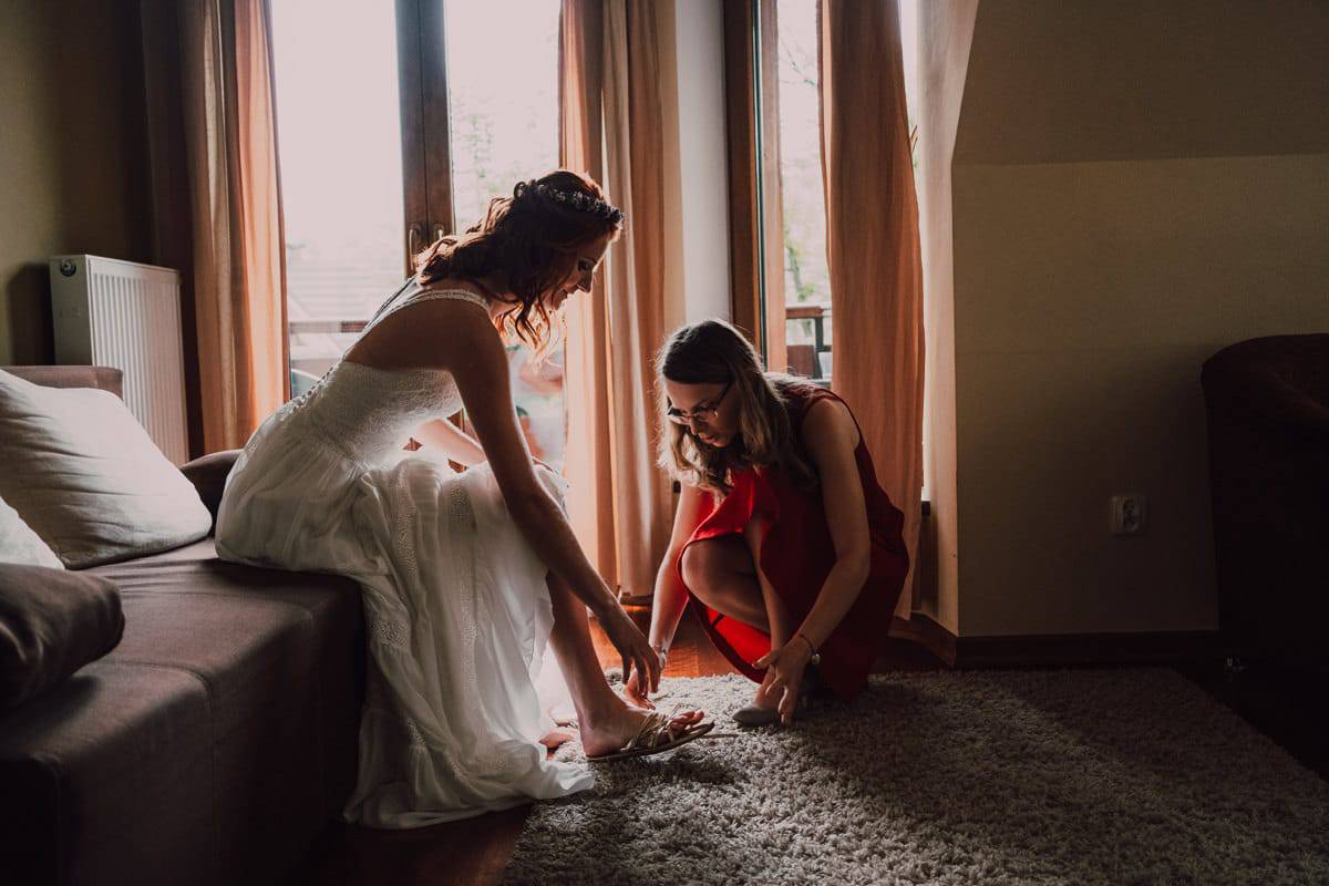 Przyjęcie weselne w Ziębówce - Patrycja i Paweł 28