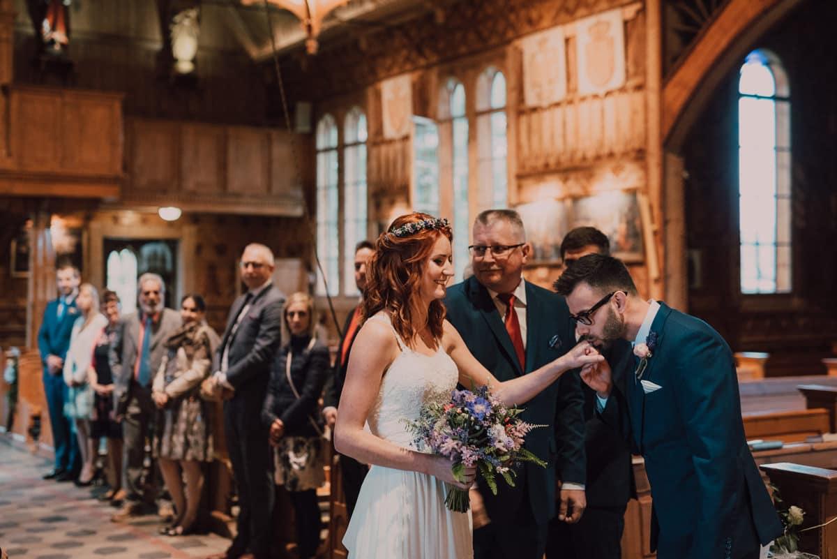Przyjęcie weselne w Ziębówce - Patrycja i Paweł 54
