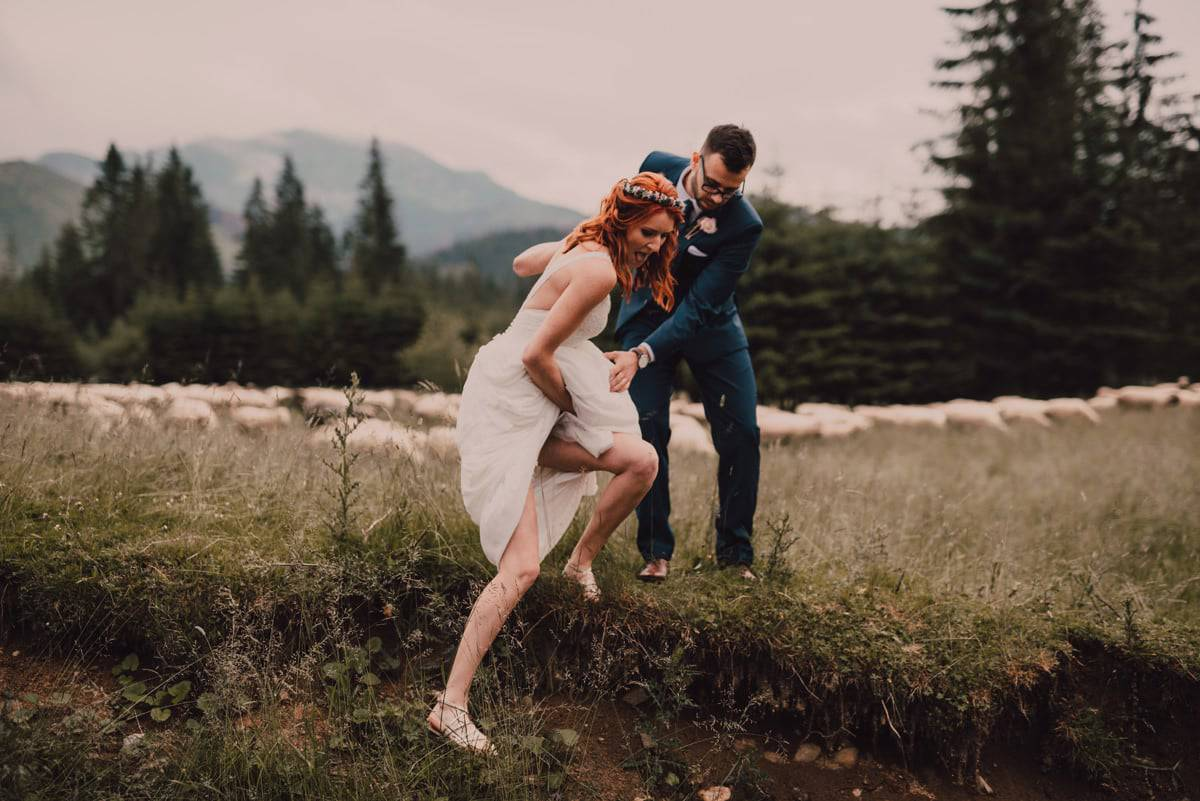 Przyjęcie weselne w Ziębówce - Patrycja i Paweł 98