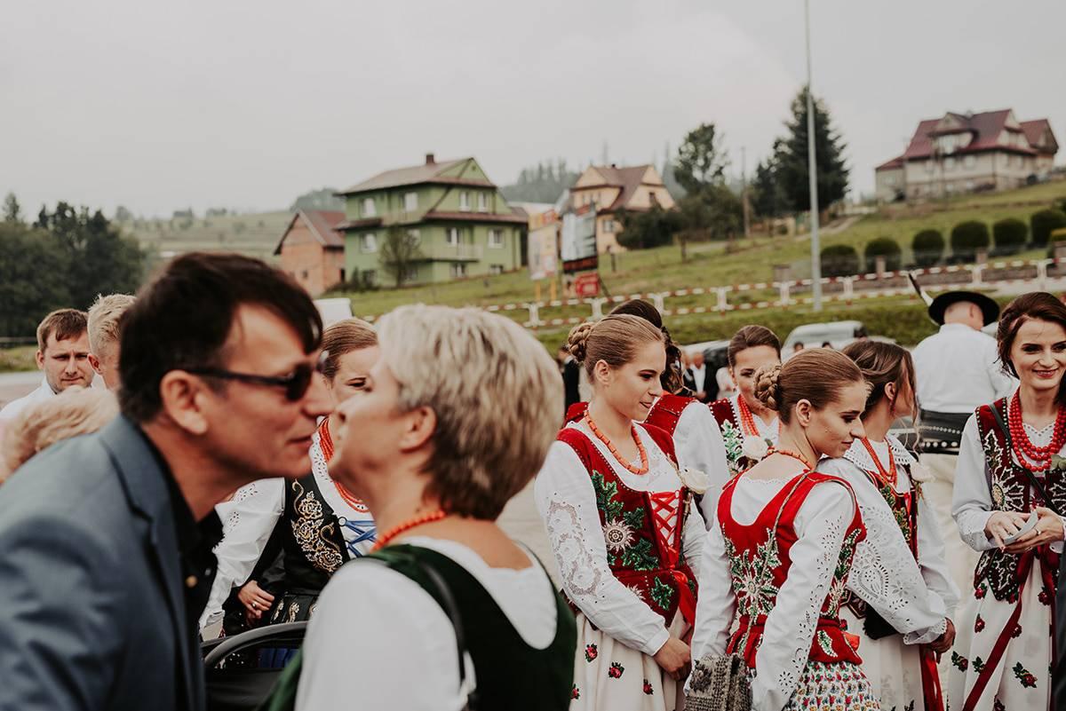 Wesele pod Tatrami - Dorota i Łukasz 24