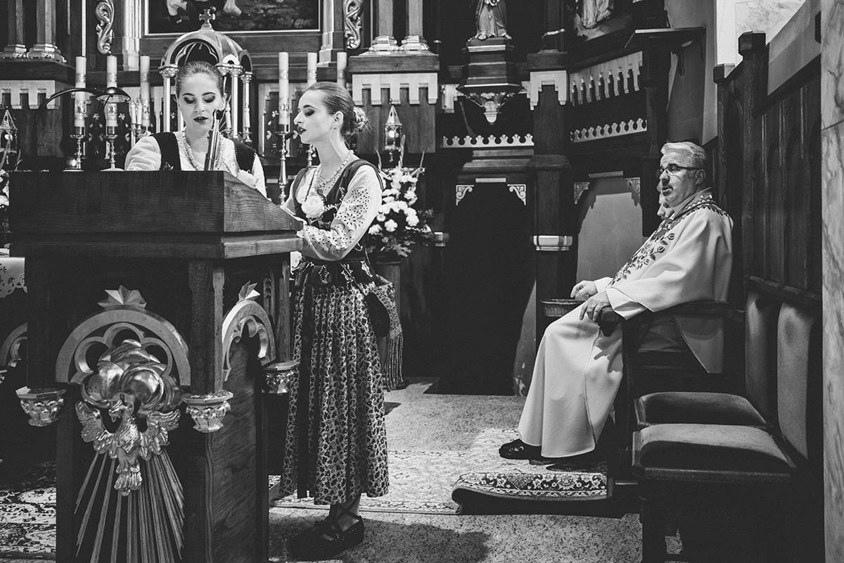 Wesele pod Tatrami - Dorota i Łukasz 35