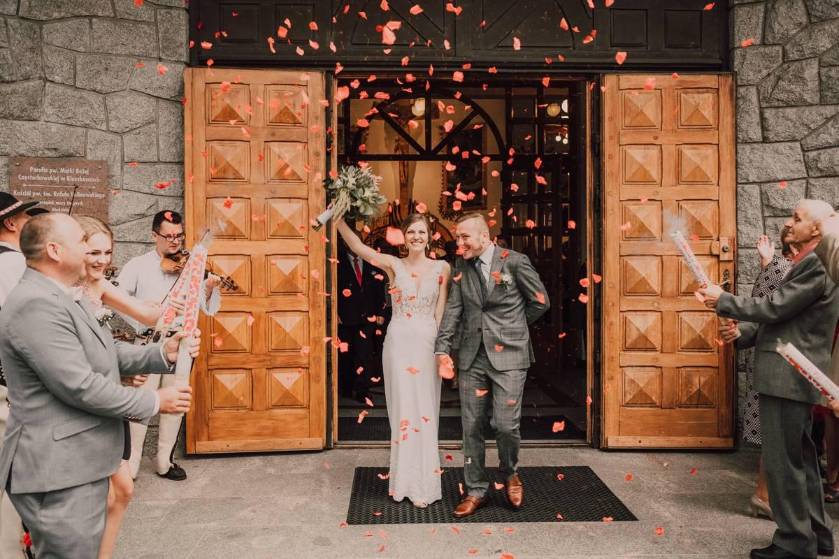 Karczma Koliba - wesele z dużą dawką dobrej energii 53