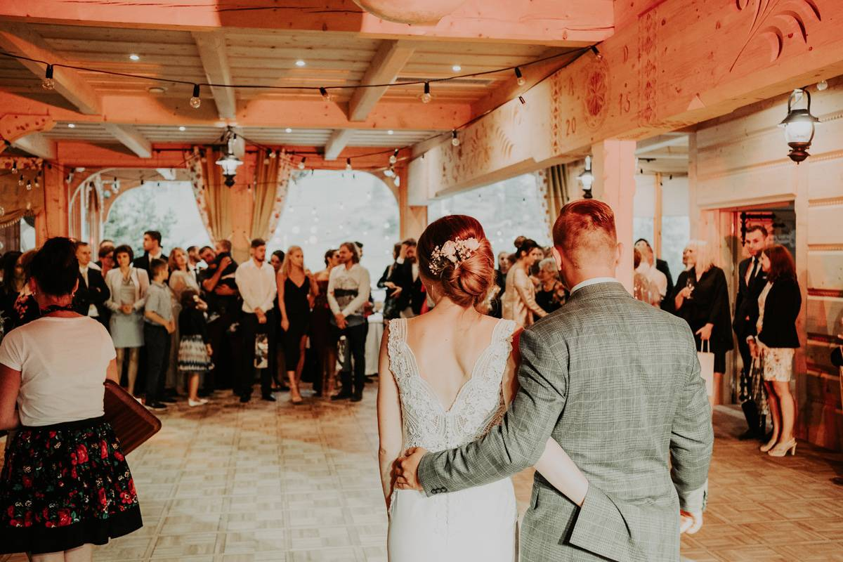 Karczma Koliba - wesele z dużą dawką dobrej energii 63