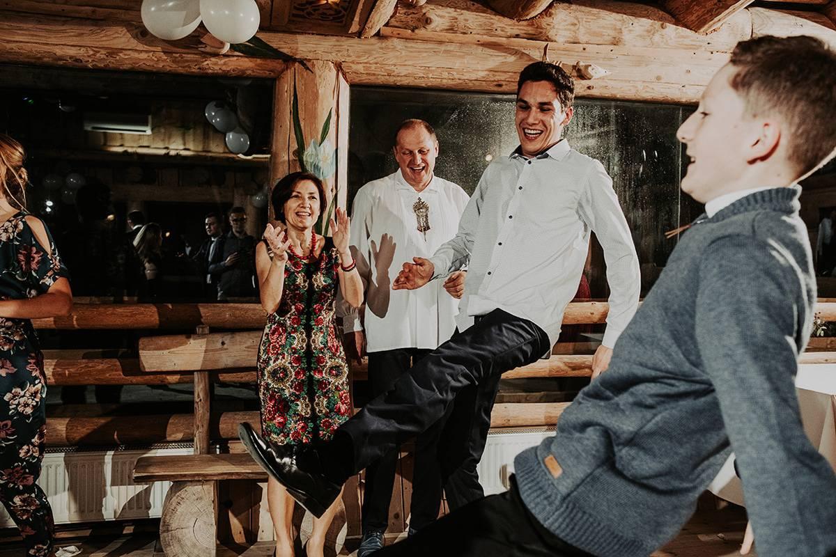 ślub w jesieni