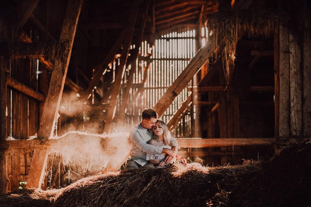 sesja w stodole