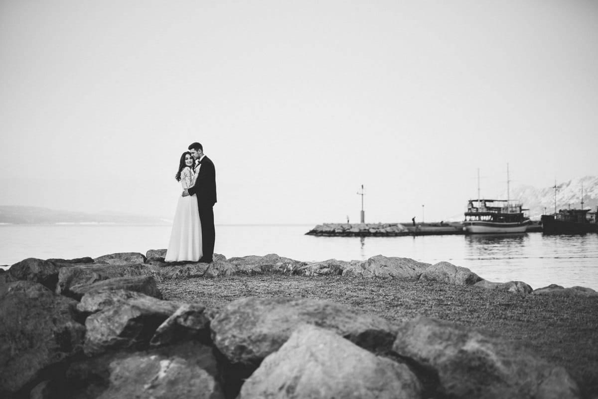 Sesja ślubna w Chorwacji 11