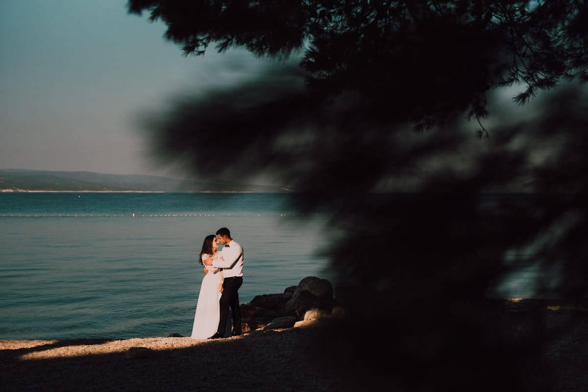 Sesja ślubna w Chorwacji 13