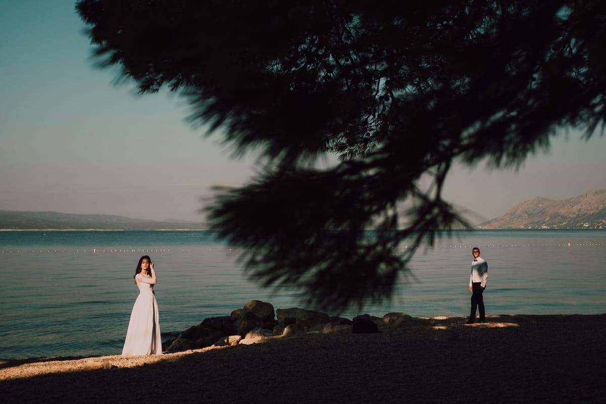 Sesja ślubna w Chorwacji 14
