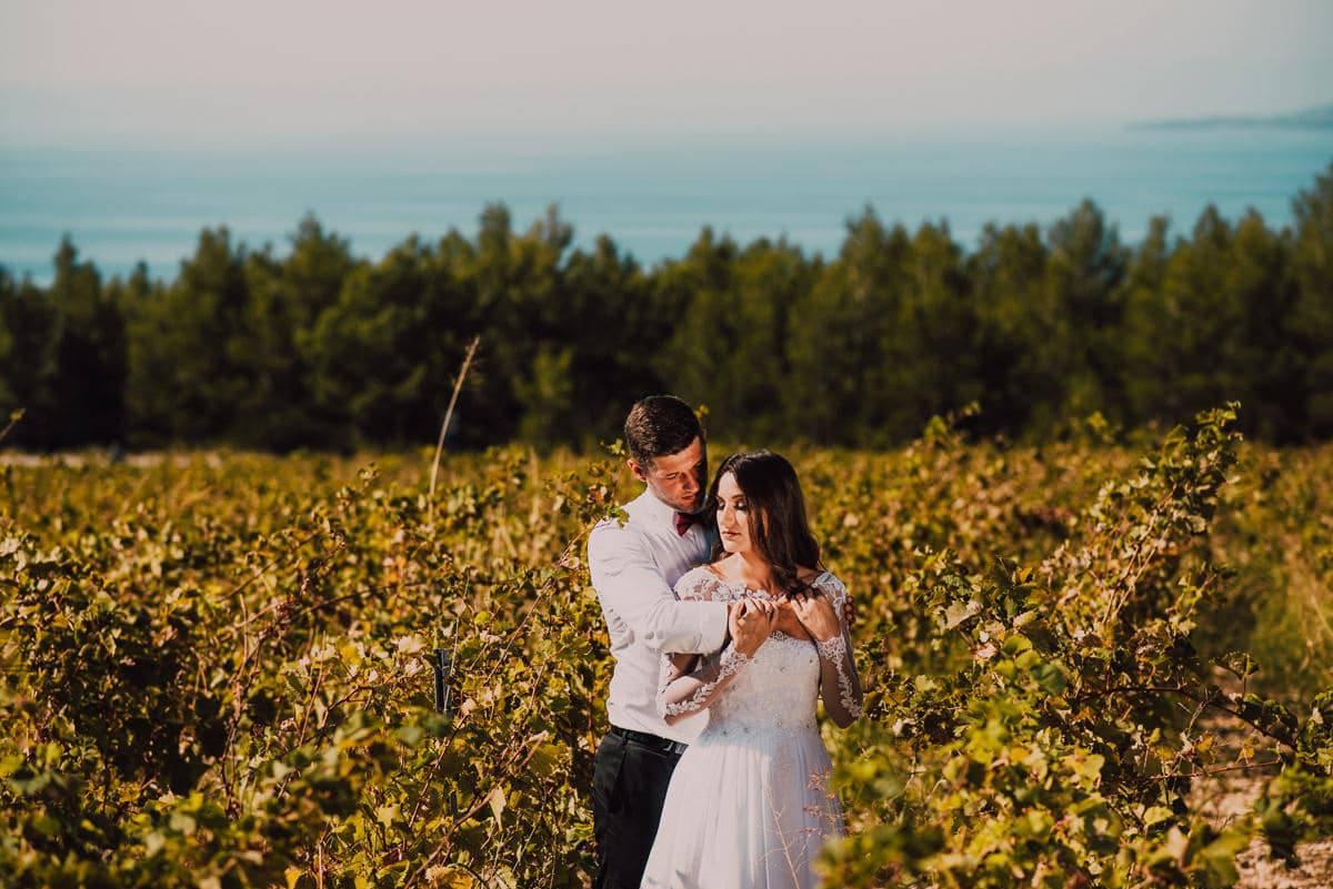 Sesja ślubna w Chorwacji 15