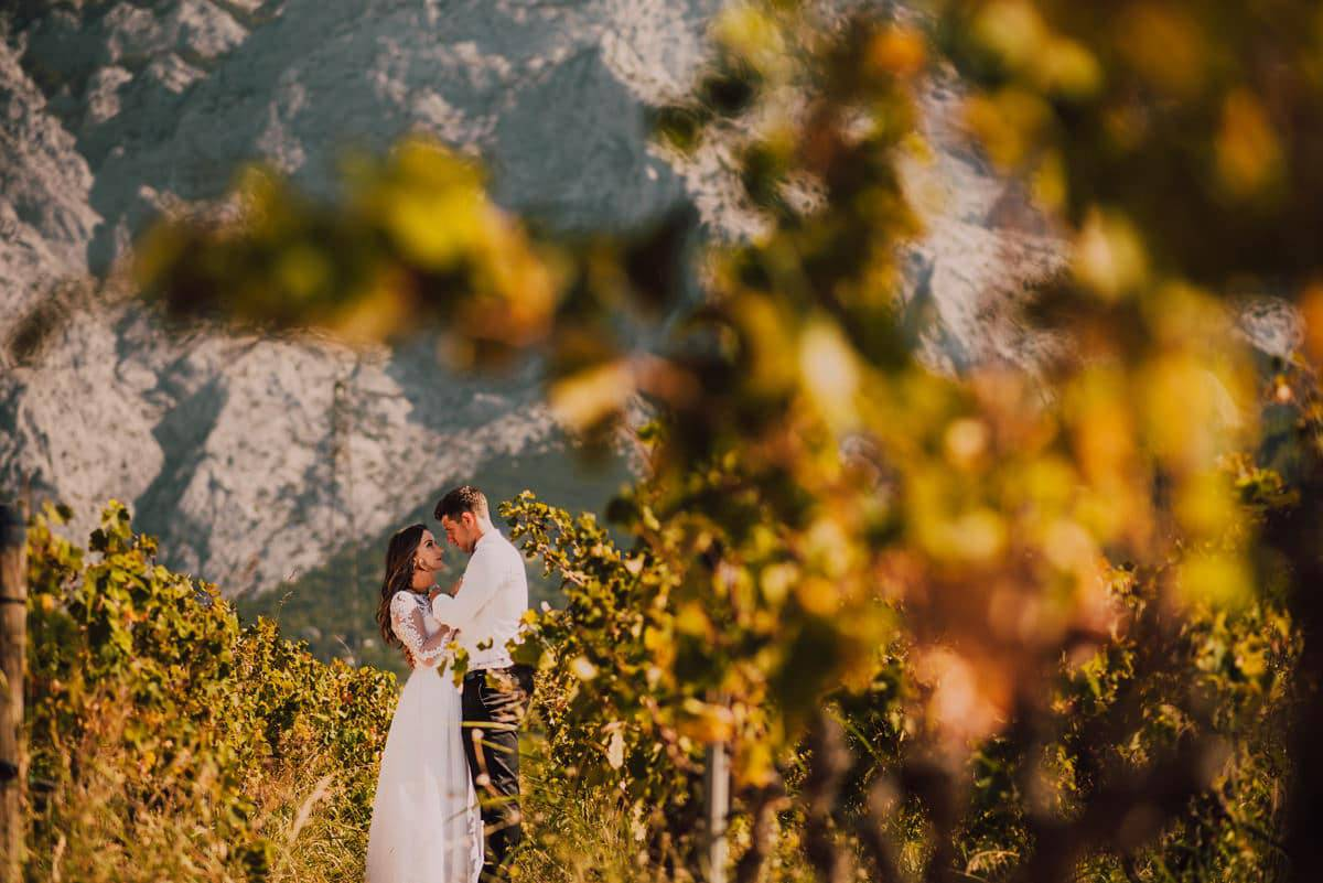 Sesja ślubna w Chorwacji 16