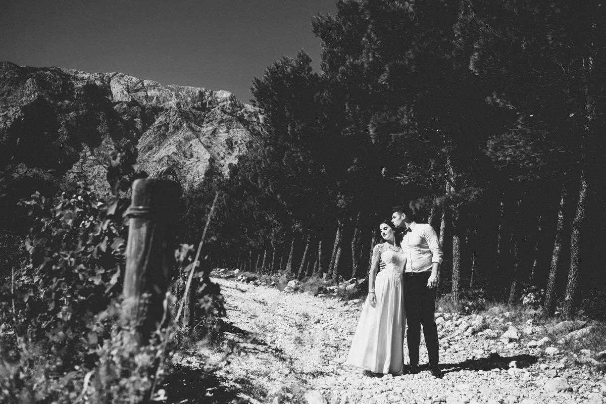 Sesja ślubna w Chorwacji 19