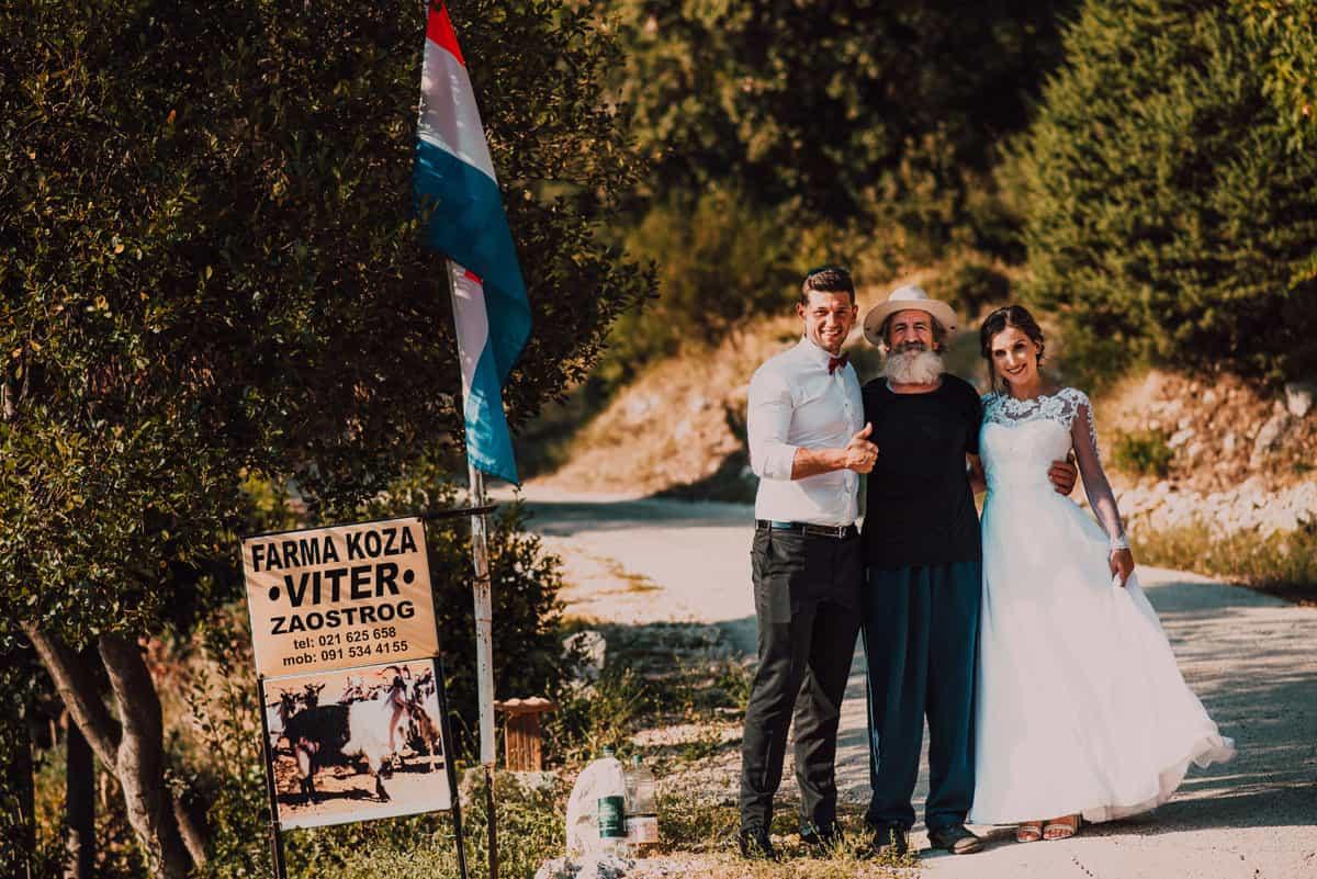 Sesja ślubna w Chorwacji 23