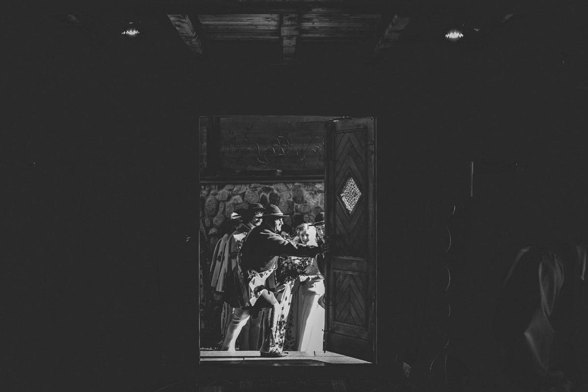 ślub w Zakopanem