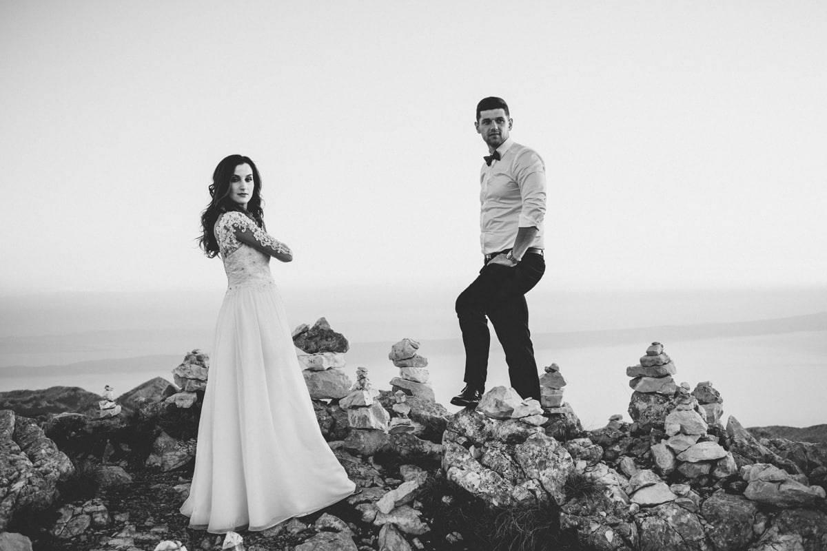 Sesja ślubna w Chorwacji 39
