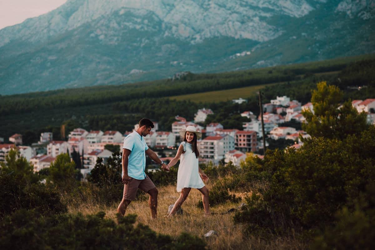 Sesja ślubna w Chorwacji 47
