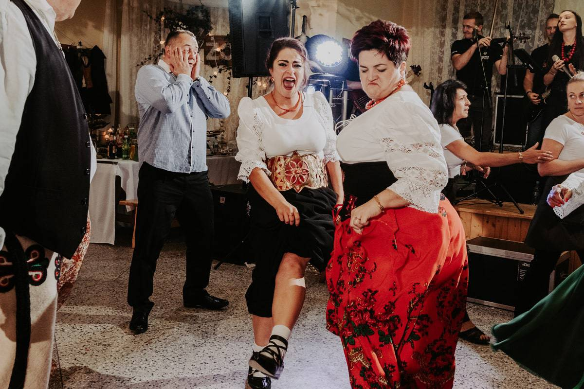 wesele tance