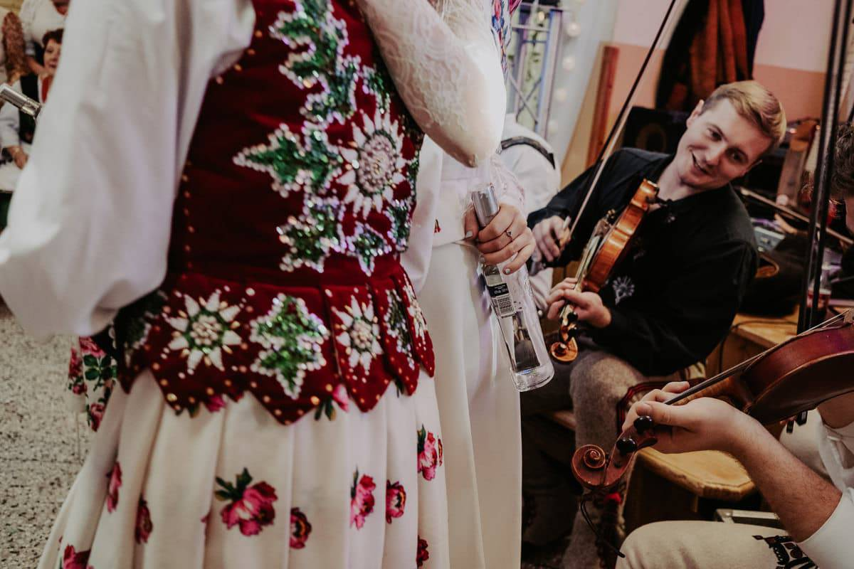 tradycyjne wesele goralskie