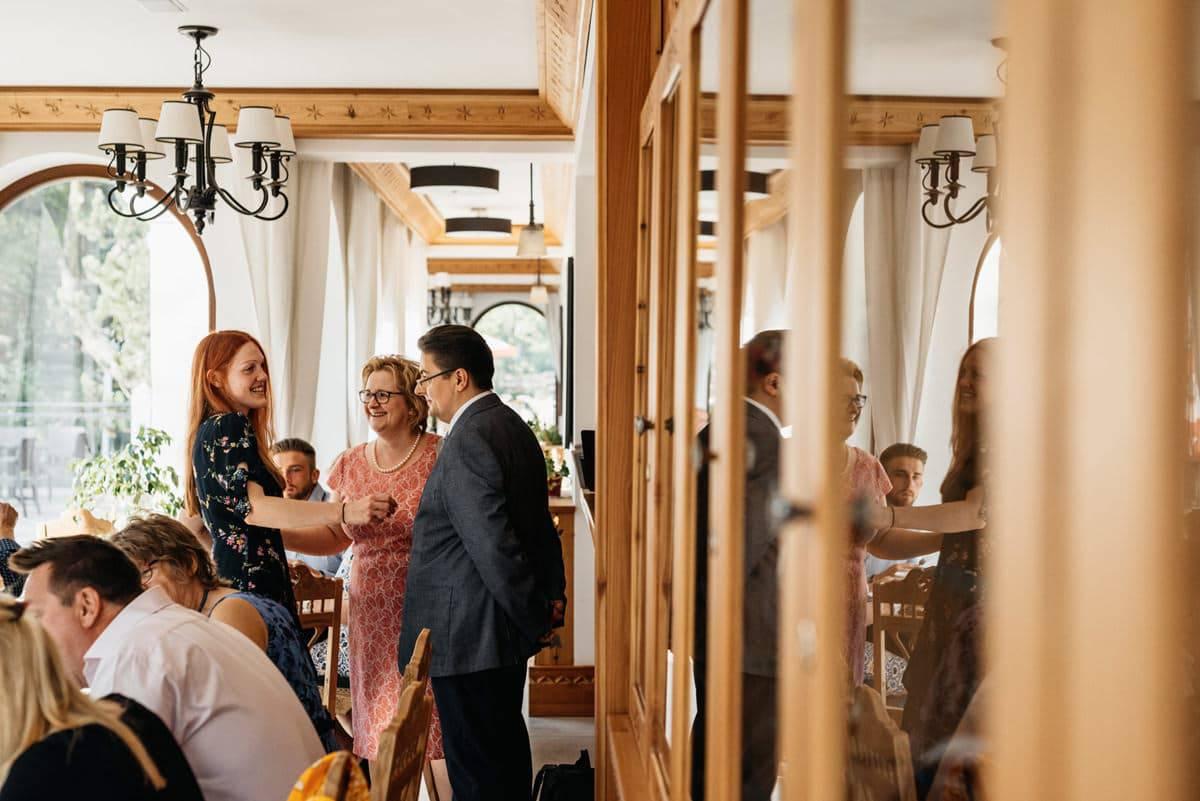 Hotel Logos Zakopane - ślub i wesele w Zakopanem 2