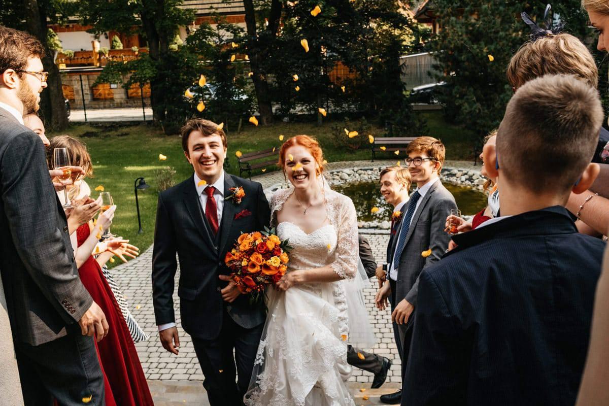 Hotel Logos Zakopane - ślub i wesele w Zakopanem 73