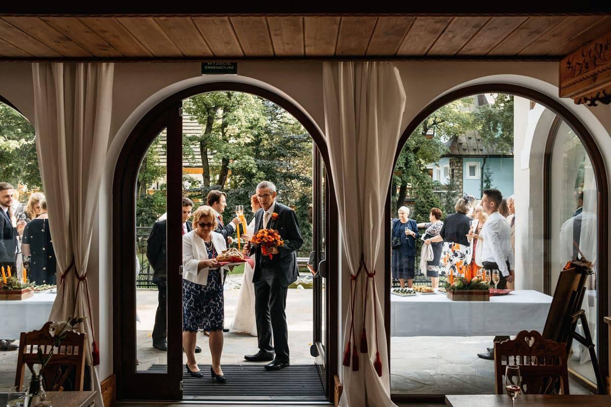 Hotel Logos Zakopane - ślub i wesele w Zakopanem 75