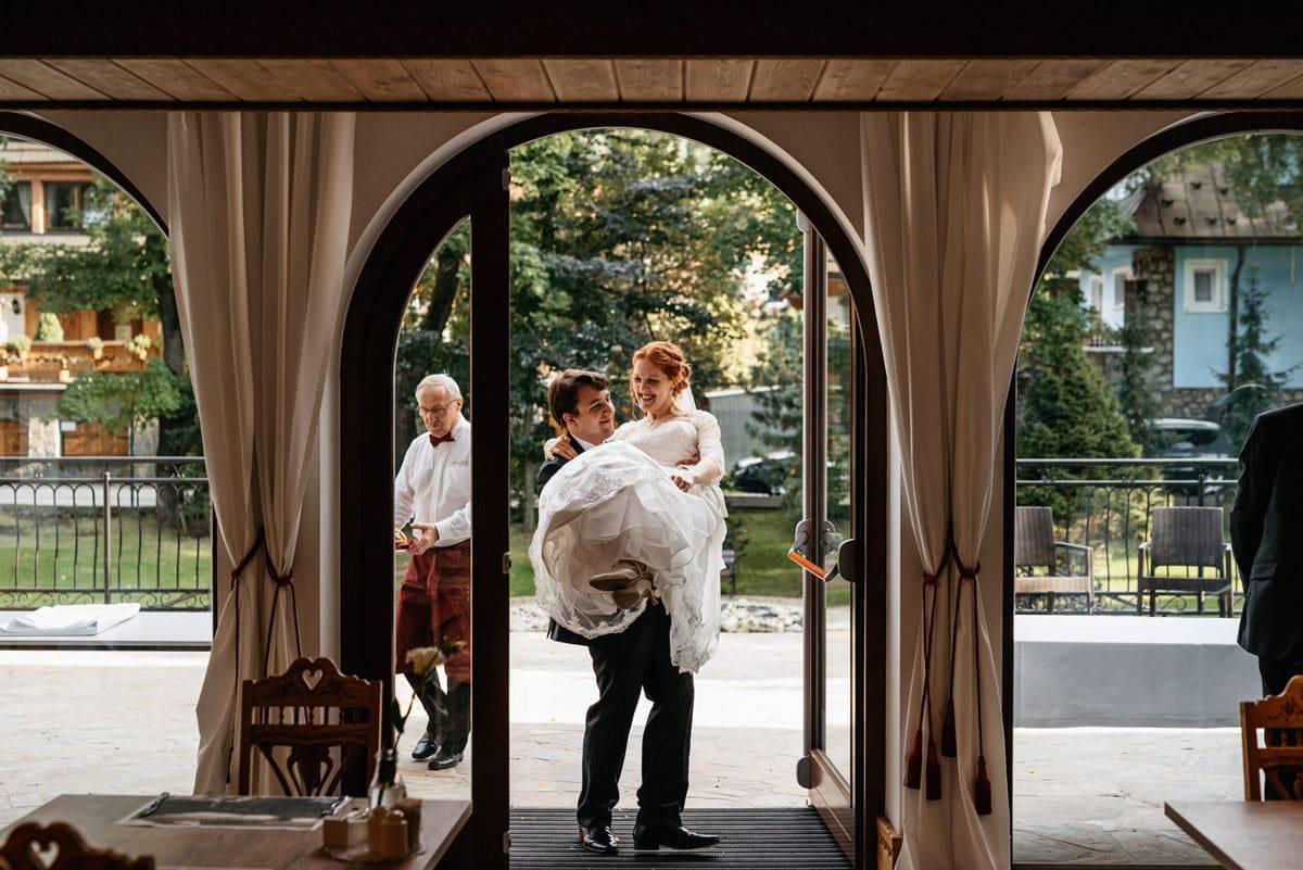 Hotel Logos Zakopane - ślub i wesele w Zakopanem 78