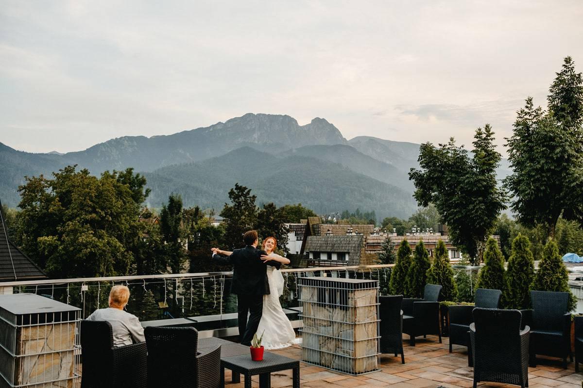 Hotel Logos Zakopane - ślub i wesele w Zakopanem 94