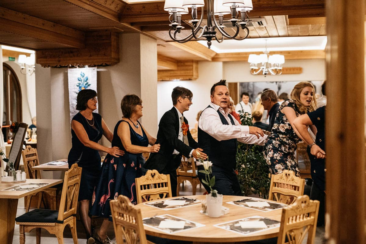 Hotel Logos Zakopane - ślub i wesele w Zakopanem 108