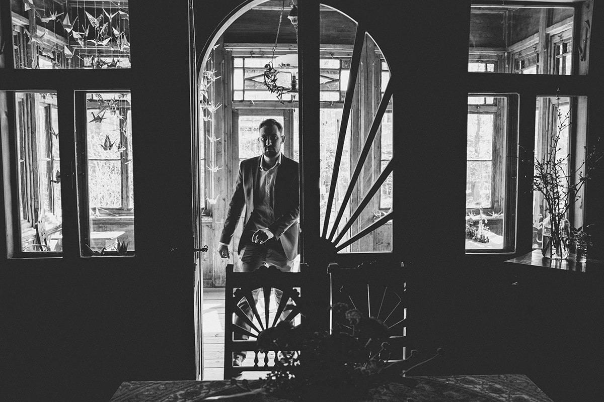 Kameralne wesele w domu 8