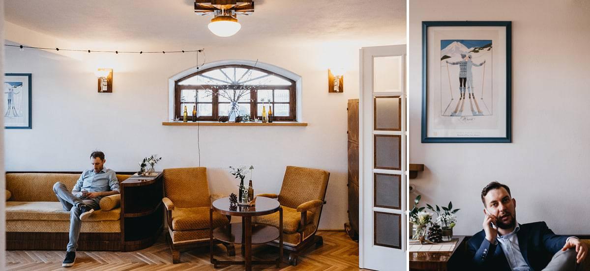 Kameralne wesele w domu 13