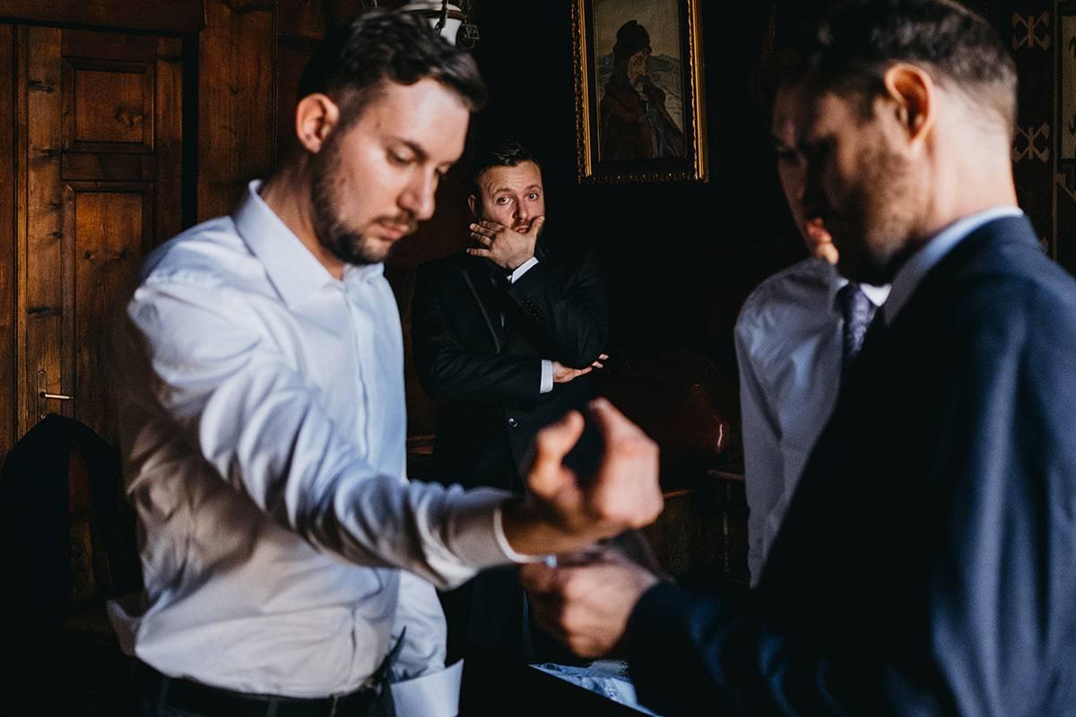 Kameralne wesele w domu 25