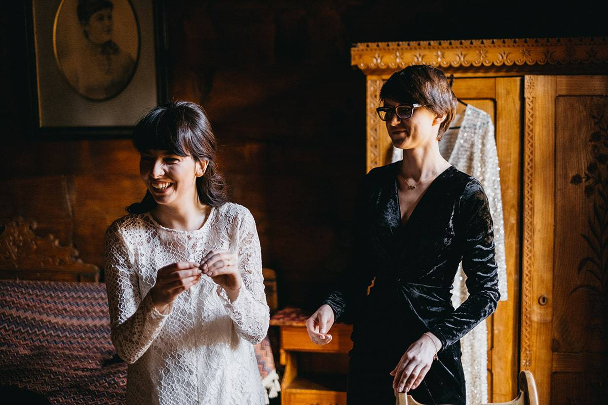 Kameralne wesele w domu 26