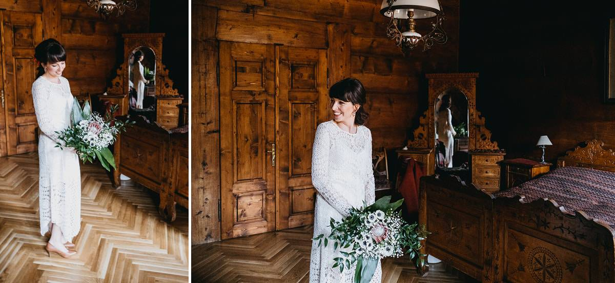 Kameralne wesele w domu 31