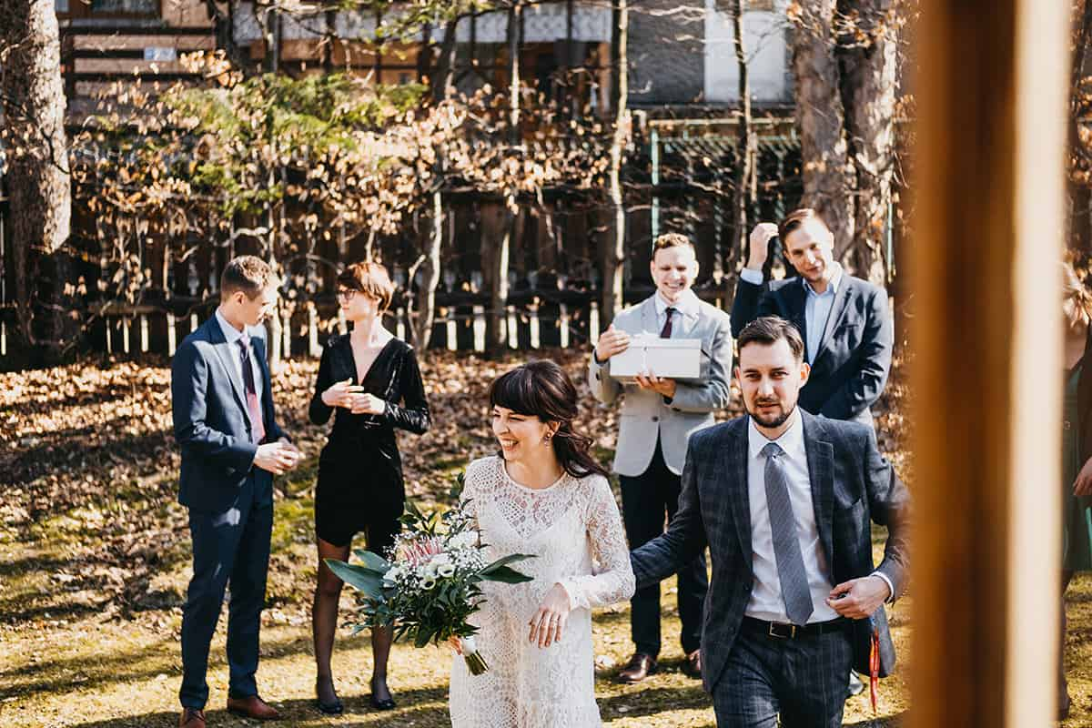 Kameralne wesele w domu 32