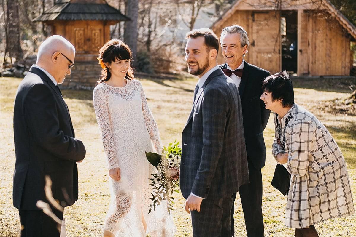 Kameralne wesele w domu 33