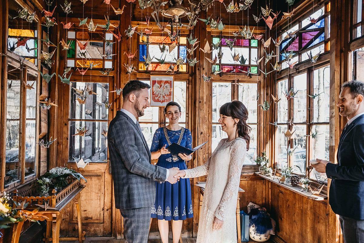 Kameralne wesele w domu 37