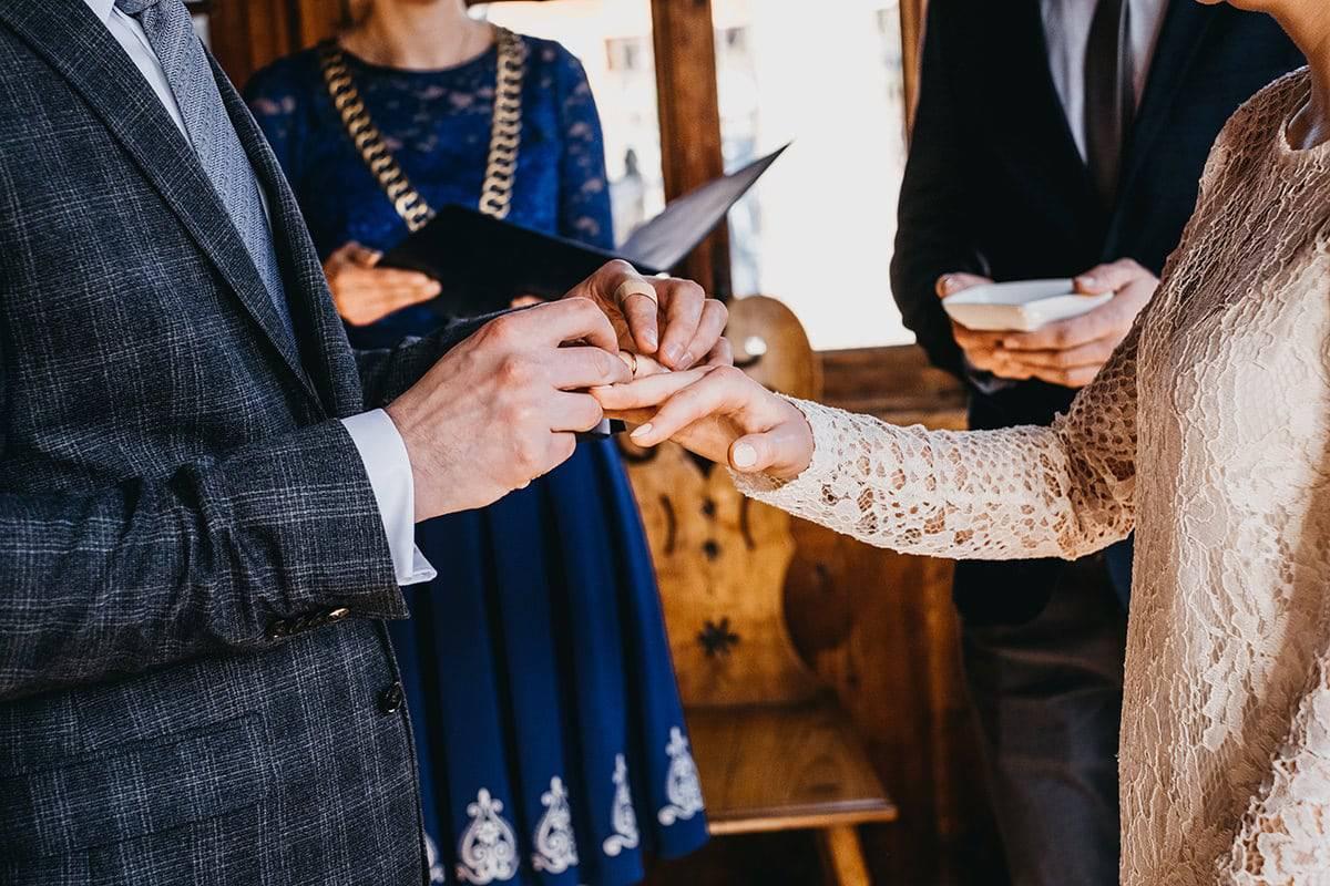 Kameralne wesele w domu 39