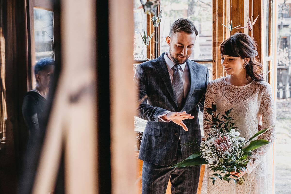 Kameralne wesele w domu 41