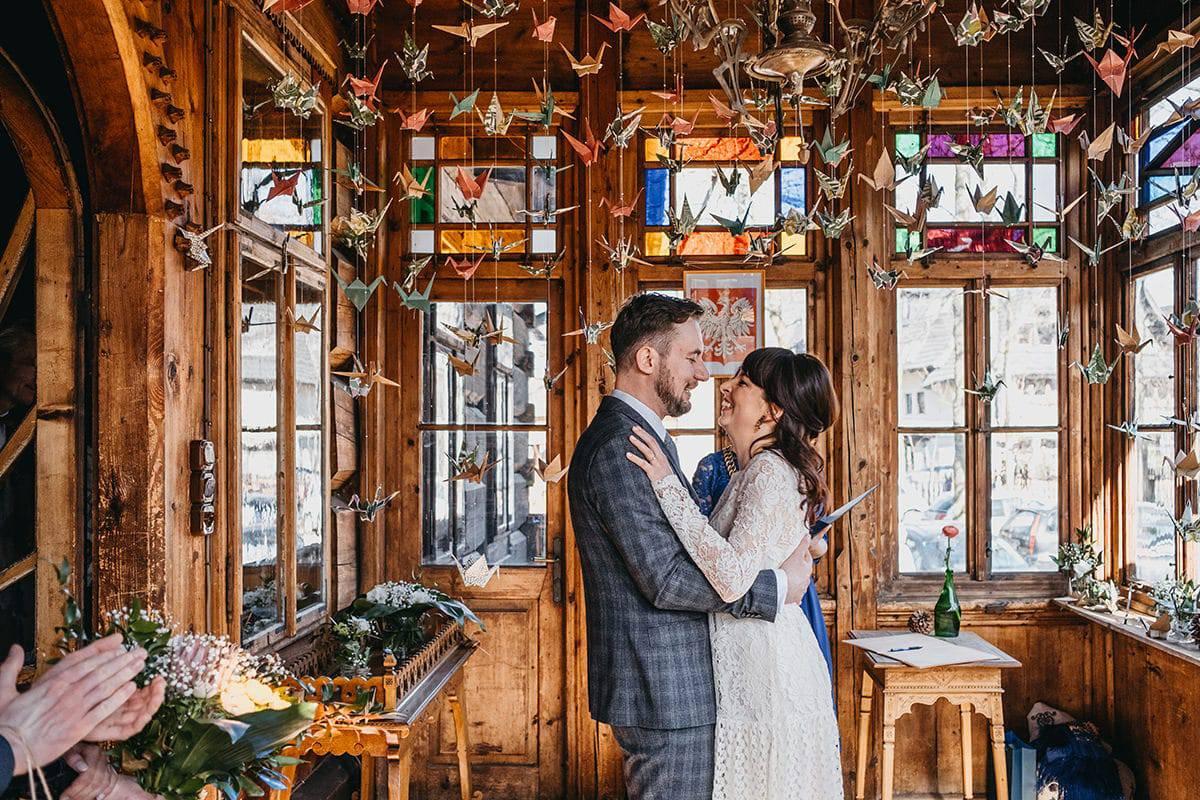 Kameralne wesele w domu 42