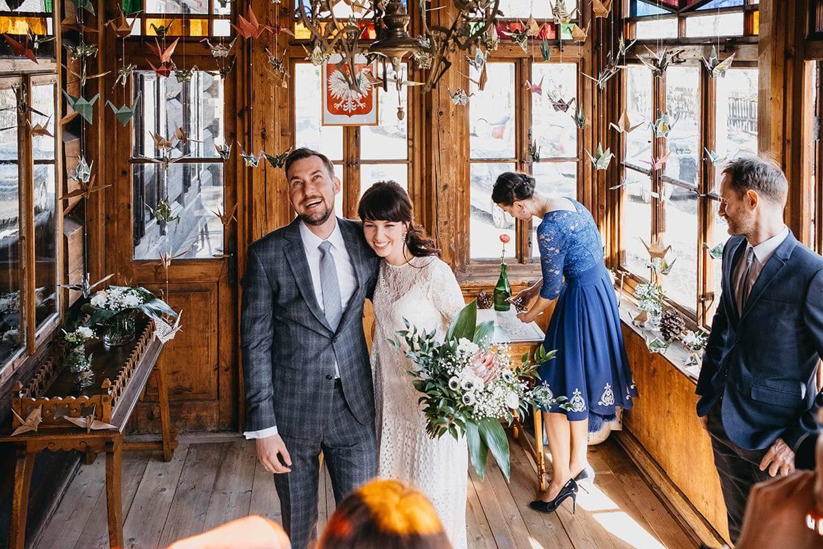 Kameralne wesele w domu 44